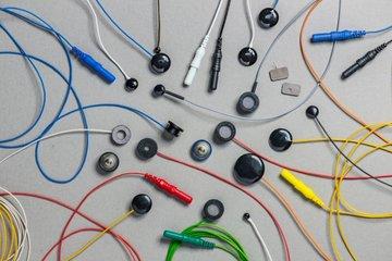 Gesinterde EEG electroden