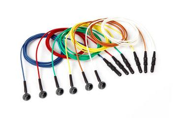EEG Cupelectroden, Zilverchloride