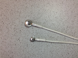EEG Cupelectroden, Tin
