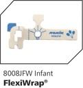 Nonin Infant flexiwraps for flexsensors_