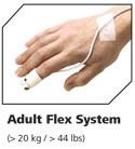 Nonin Adult Flex Sensor 3 meter kabel_