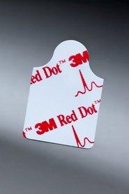 3M Red Dot EKG TAB elektrode klevende gel, 2330