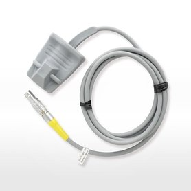 SpO2 Cable for MediByte with Silicone Finger Pouch