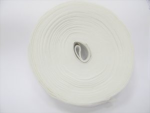 Disposable Respiratory Effort Belt, 25m Soft Loop Belt roll