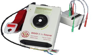 Siggi-II Signal Generator & Impedance Meter