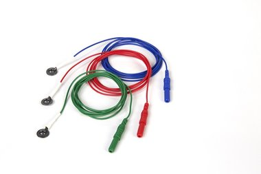 Disposable EEG Disk / Cup Electrode Set for 10-20 BraiNet®
