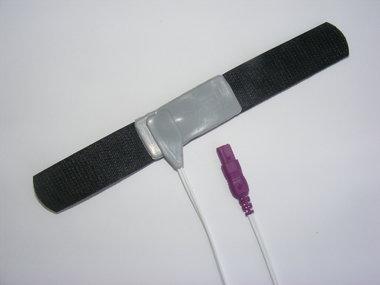 Limb Movement Sensor Kit (1 Limb + 2 bands) / Key Connector (200 cm)