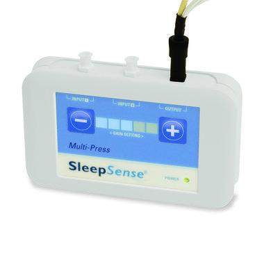 Multi-Press (AC/DC Pressure Flow/Snore  Sensor)