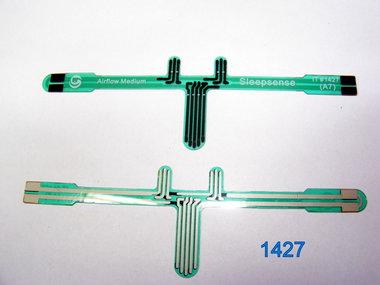 Disposable Flow Sensors - Medium (20/ Pack) / Safety DIN Connectors
