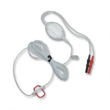Pediatric (Ages 1-10 yrs) OroNasal Thermistor with 1.5 mm safety pins