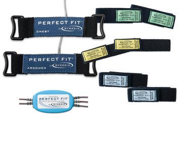 Perfect Fit II Pediatric Effort Belt Kit