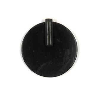 Rubber Electrodes,45mm diam,no hole