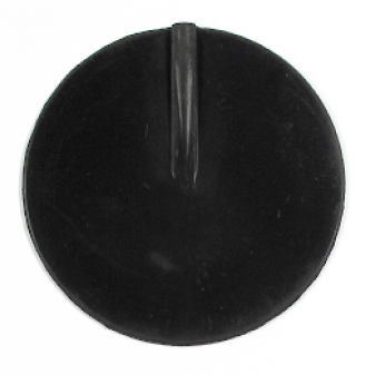 Rubber Electrodes,75mm diam,no hole