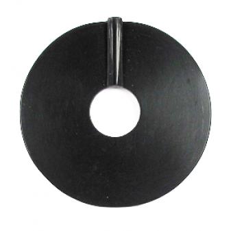 Rubber Electrodes, 75mm/20mm
