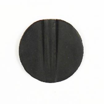Rubber Electrodes,34mm diam,no hole