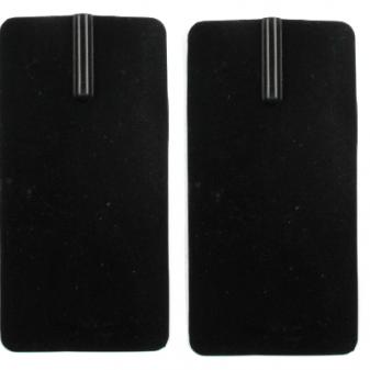 TDCS rubber elektroden 5 x 10cm