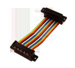 Wear & Tear Ribbon Cable, 10cm