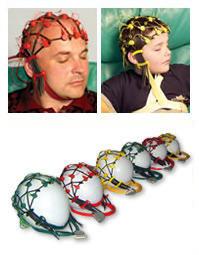 Comby EEG Cap, 20 gesinterde EEG electroden
