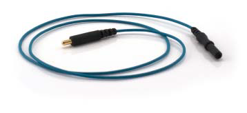 Cable for detachable monopolar EMG needle electrode