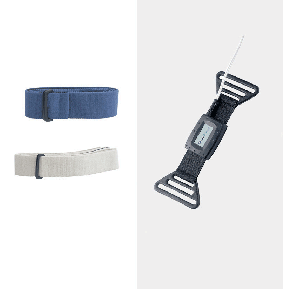 Abdominal Effort Sensor Belt Kit / Key Connector