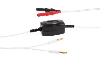 ThermoCan Interface cable 90cm (Thermocouple) - Safety DIN Connectors