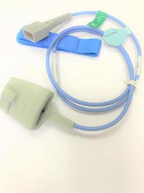 Adult Soft-Tip SpO2 sensor - Nonin® compatible - 90cm