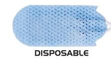 Snore Sensor, Disposable, Large, 10pk