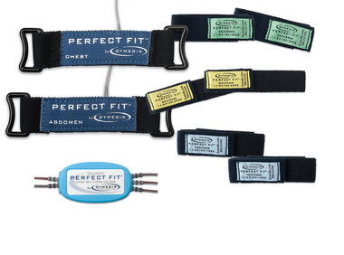 Perfect Fit II Pediatric Effort Belt Kit