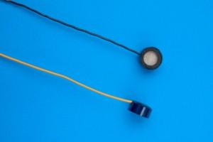 Gesinterde AgCl electrode, 8mm sensor