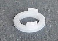 Adapter/houder voor ring-electrode