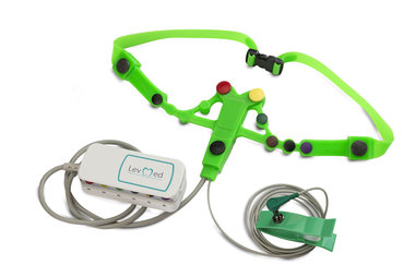 LevMed Pediatric Universal Plus ECG Electrode Band