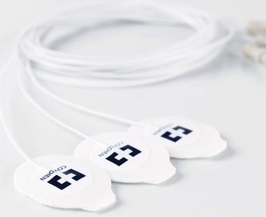 PSG disposable electrode, 33x24mm