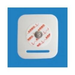 ECG Electrode met kabelfixatie