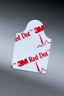 3M Red Dot EKG TAB elektrode klevende gel, 2330