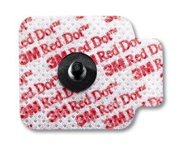 3M Red Dot Elektrode linnen basis klevende geleidingsgel, 2670-3