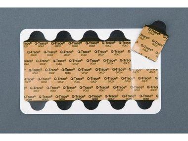 Q-Trace 5500 Gold Tab Electroden, 22x31mm