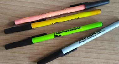 Mood Pen, temperatuurgevoelig