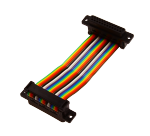 Wear & Tear Ribbon Cable, 10cm