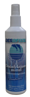 Ofixol desinfectiemiddel, sproeiflesje van 250 ml