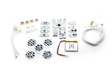Biosignal wearables prototyping kit w/ BLE