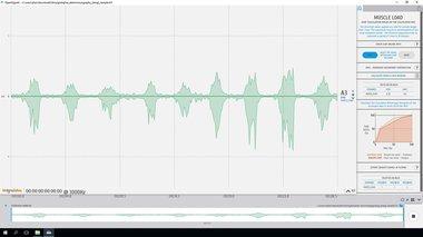 Muscle Load (EMG) Analysis Add-on