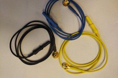 TT-EEG Gold Cup Electrode
