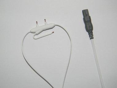 Pediatric Airflow Sensor - Key connector