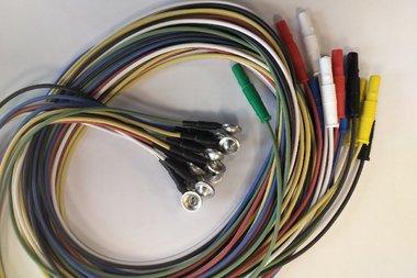 Tin Cup Electrodes, set van 12