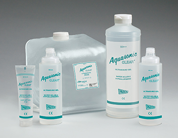 Aquasonic Clear, Cubitainer