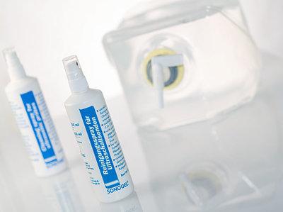 Reinigingsspray voor Ultrasoundprobes