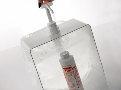 Afvulset voor Sonogel 10 Liter Cubitainer